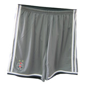Adidas grey kids shorts FC Partizan for season 2014/15 5006