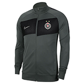 Nike kids zip sweatshirt black 2020/21 FC Partizan 5244